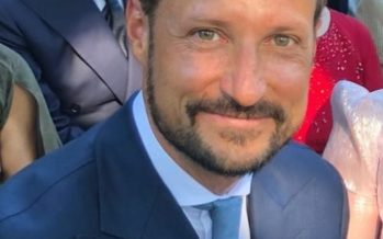 Crown Prince Haakon of Norway opened the General Assembly of the European Broadcasting Union