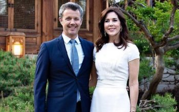 Danish Crown Prince Couple to take part in a business visit to France