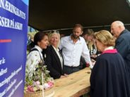 Norway: King Harald and Queen Sonja visited the people at Askøy: Water pollution is one of the most serious things we can experience