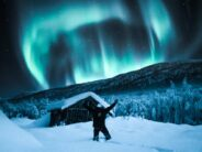 North Norway's polar night is about to begin! ALL THE FACTS you need to know about the 'dark time' above the Arctic Circle in Norway