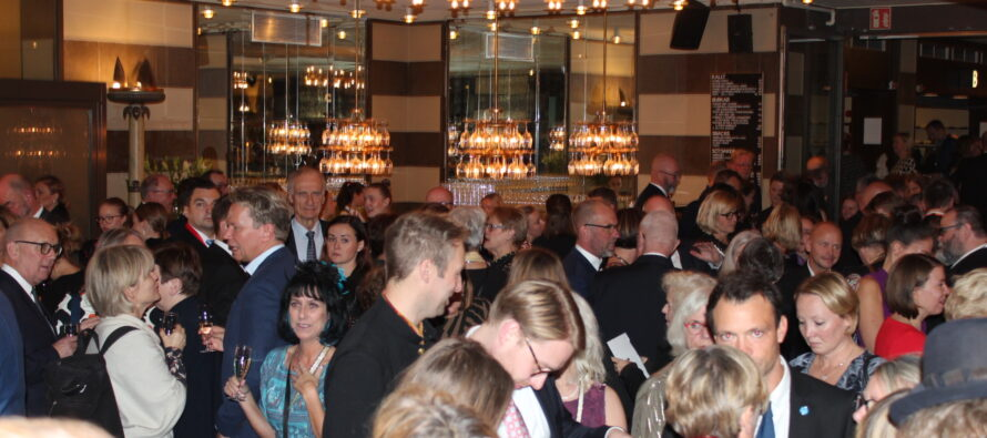 GALLERY & WINNERS: Nordic Council's festive awards gala in Stockholm concert hall