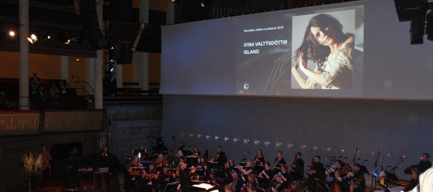 Iceland: Gyða Valtýsdóttir won the Nordic Council Music Prize 2019