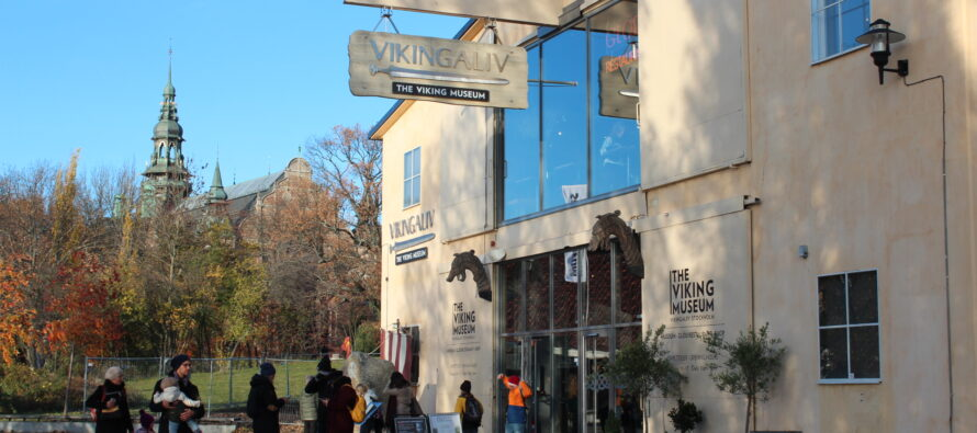 Stockholm´s museums: The Viking Museum – tourist info, guides, pictures