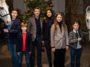 Denmark: Crown Prince Family of Denmark sends Christmas greetings