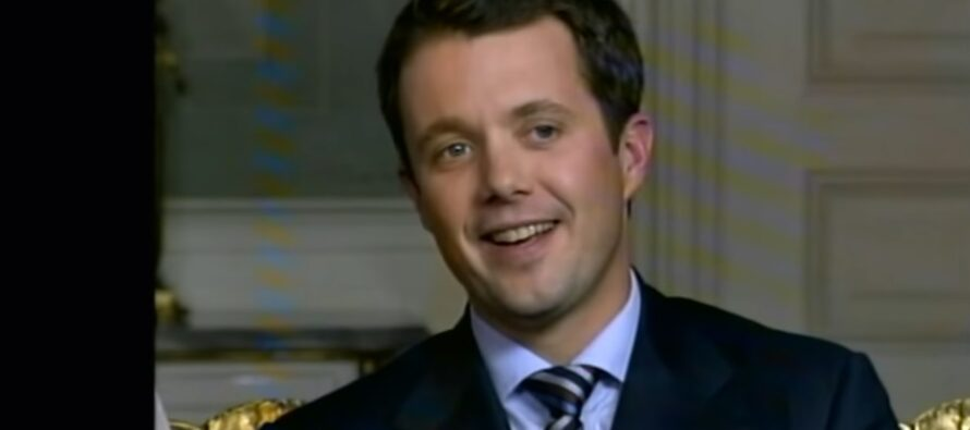 Denmark: Crown Prince Frederik accepts new patronage. His Royal Highness has agreed to become patron of HCØ2020