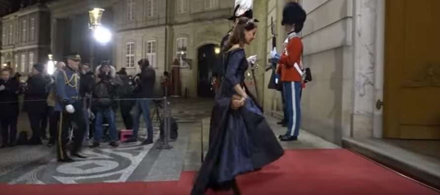Denmark: Danish royals attend first New Year reception of 2020 + VIDEO!
