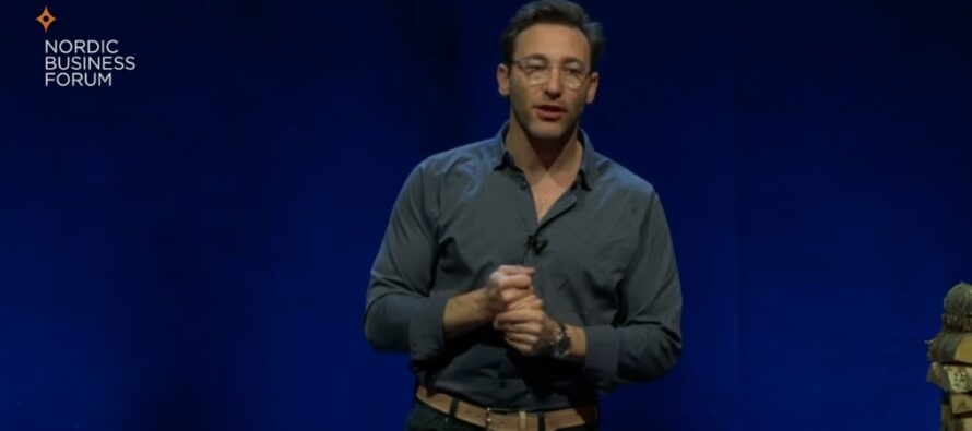 Nordic Business Forum Sweden 2019: Simon Sinek´s five must-have components to succeed in the infinite game + FULL keynote video