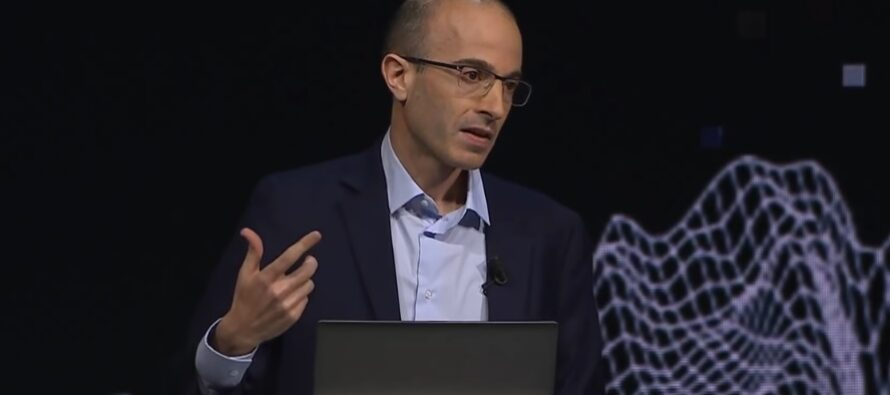 World Economic Forum, Davos 2020: Yuval Noah Harari: How to Survive the 21st Century – The rise of the useless class