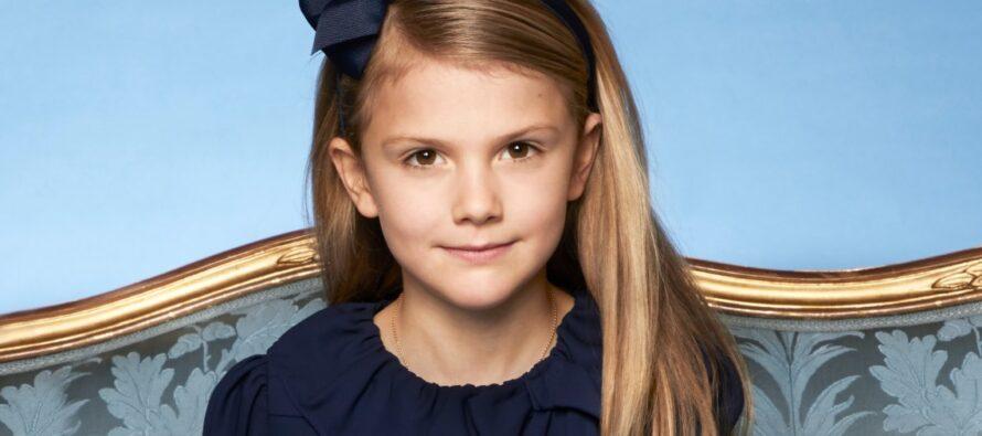 Sweden: Princess Estelle's school cancels classes after student diagnosed with coronavirus