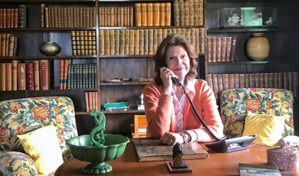 Queen Silvia of Sweden and Germany's First Lady Elke Büdenbender unite to fight abuse of children