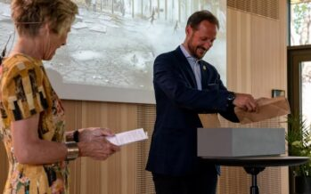 Norway: Crown Prince Haakon opened Oslo's new public library