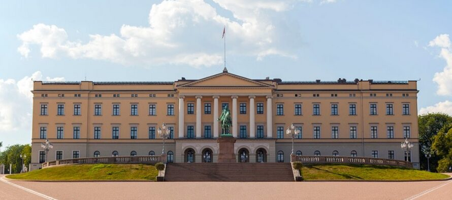 Norway: Oslo's Royal Palace to be closed this summer due to the Covid-19 pandemic