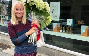 Norway's future queen Crown Princess Mette-Marit turns 47