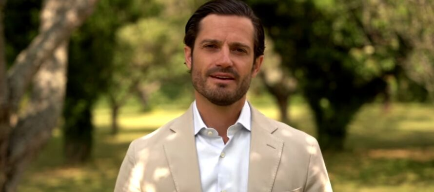 "Sweden: Prince Carl Philip opens nature photo exhibition ""Royal National City Park – 25 Years"" + VIDEO!"