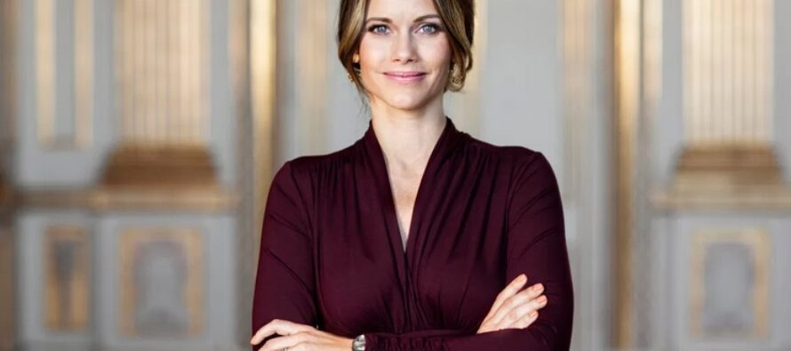 Sweden: Princess Sofia to continue working in healthcare in the autumn