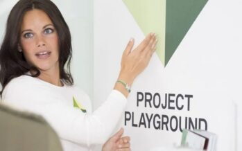 Sweden: Documentary to follow Princess Sofia and Project Playground