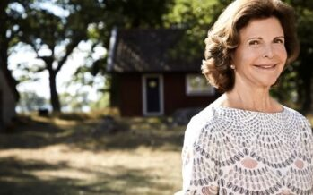 Sweden: Queen Silvia receives Butterfly Prize for her work towards addiction issues and drug-free policies