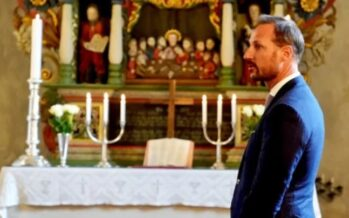 Norway: Crown Prince Haakon celebrated Rygge Church's 900th anniversary