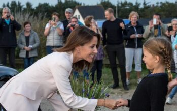 "Denmark: Princess Marie wins ""Stræberen 2020"" award for her campaign against food waste"