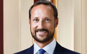 Norway: Crown Prince Haakon and Queen Sonja hold lunch for Norway's Health Authorities