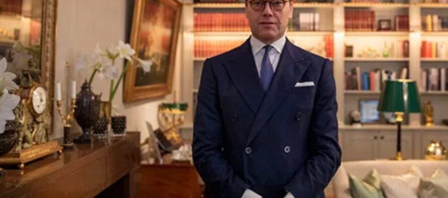 Sweden: Prince Daniel opens new organisation to stamp out doping in sport