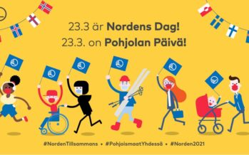 Let us celebrate Nordic Day together!