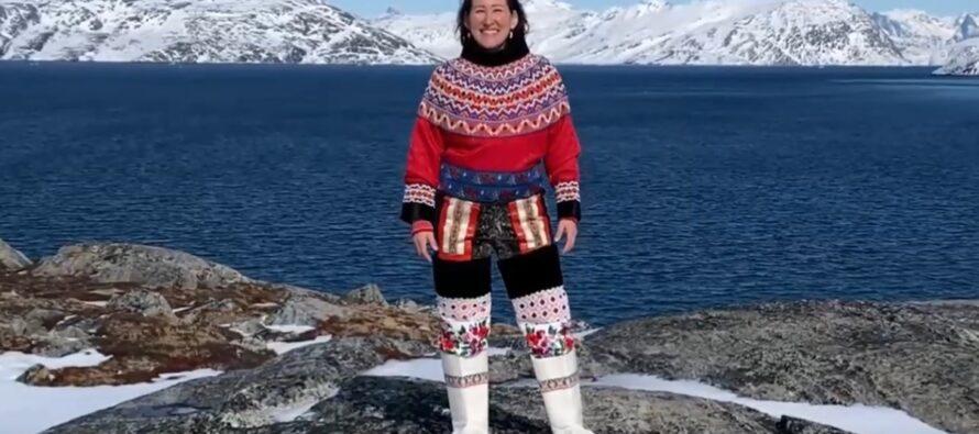 Greenland: The Greenlandic national costume
