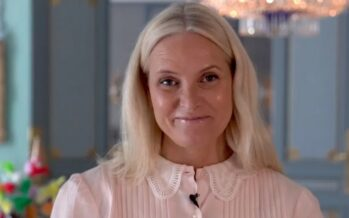 Norway: Crown Princess Mette-Marit launches digital literature-train