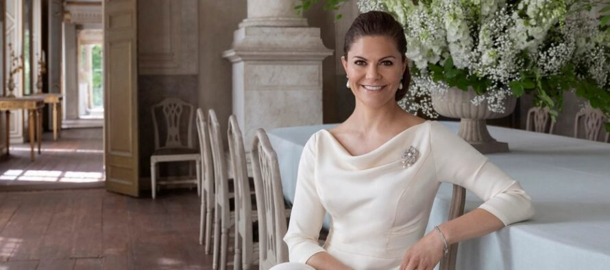 Sweden: Crown Princess Victoria: Godmother of Europe