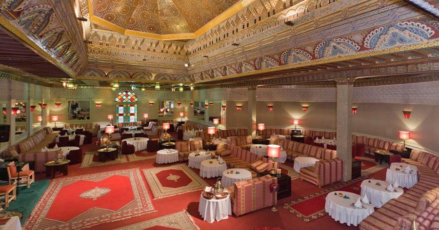 agadir, morocco hotel atlantic palace